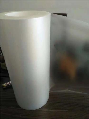 现货供应涂胶磨砂 共挤 无胶自粘CPP保护膜 PC铭板 拉丝铝板保护膜